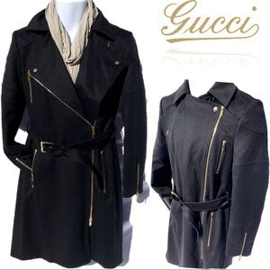 NEW GUCCI Additional coat photos